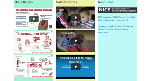 Paediatric patient stories