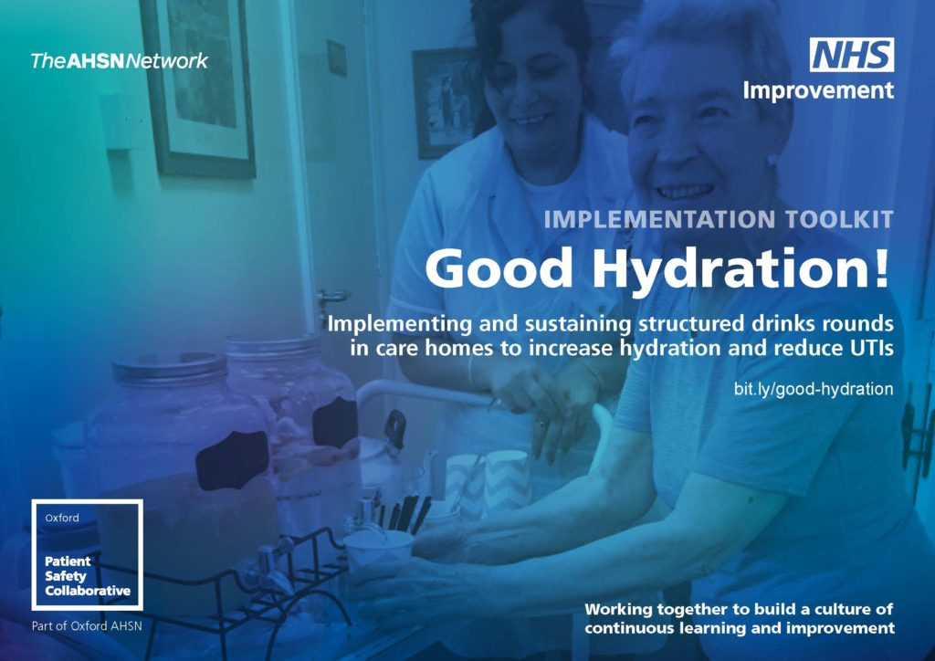 Good Hydration! toolkit cover
